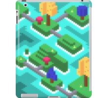 Pixel Islands iPad Case/Skin