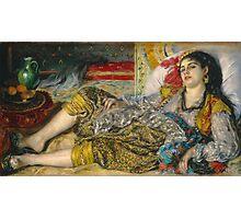 Pierre Auguste Renoir - Odalisque Photographic Print