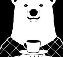 Shirokuma Cafe Sticker
