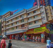 Ripley's Believe It or Not on Clifton Hill by Gwilanne Carlos