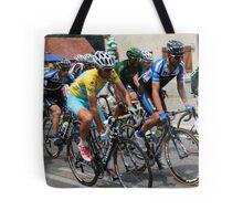 Tour de France 2014 - Stage 18 Tote Bag