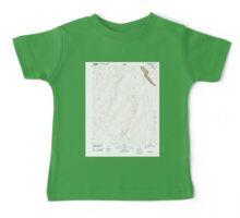 USGS TOPO Map Arizona AZ Horsethief Mesa 20111027 TM Baby Tee