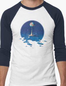 Time - Electric Light Orchestra Men's Baseball ¾ T-Shirt