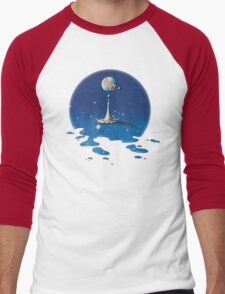 Time - Electric Light Orchestra Men's Baseball ¾ T-Shirt