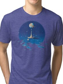 Time - Electric Light Orchestra Tri-blend T-Shirt