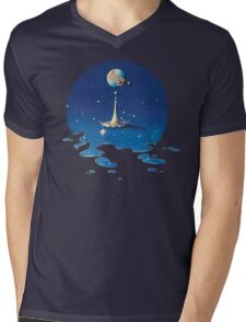 Time - Electric Light Orchestra Mens V-Neck T-Shirt