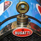 Bugatti detail  by annalisa bianchetti