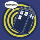 Tardis Geronimo (Comics) by ixrid