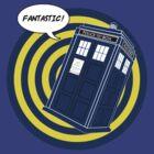 Tardis Fantastic (Comics) by ixrid