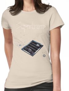 Supertramp Womens Fitted T-Shirt