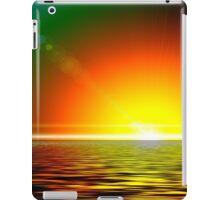 Sonnenuntergang  iPad Case/Skin