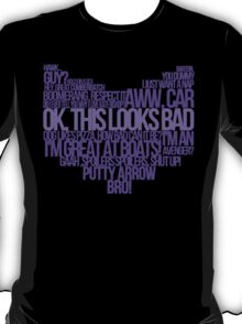 Hawkguy quotes T-Shirt