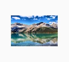 Bow Lake Reflection Unisex T-Shirt