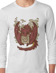 Creature Shaming Smaug Long Sleeve T-Shirt