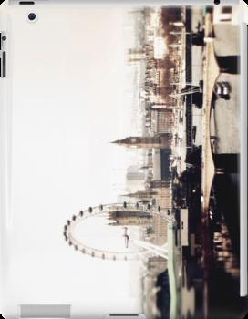 Sherlock's London by bullet-fuzz
