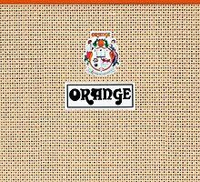 Orange Amp by ixrid