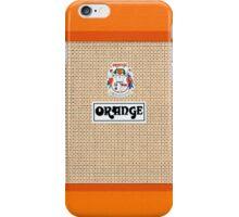 Orange Amp iPhone Case/Skin