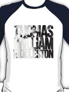 Thomas William Hiddleston T-Shirt