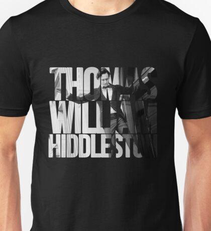 Thomas William Hiddleston Unisex T-Shirt