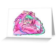 octokigu Greeting Card