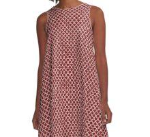Linda Textura  A-Line Dress
