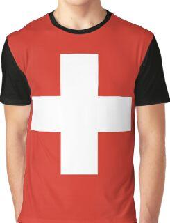 Swiss Confederation Graphic T-Shirt