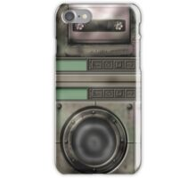 Console me iPhone Case/Skin