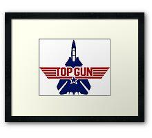 top gun maverick Framed Print