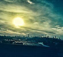 Manhattanhenge by wonderingeyeRB