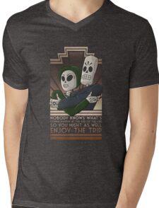 Enjoy the Trip Mens V-Neck T-Shirt