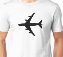 Airplane plane Unisex T-Shirt