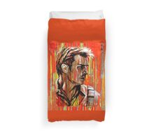 Captain Nathan Malcolm Reynolds Fillion Painting Duvet Cover