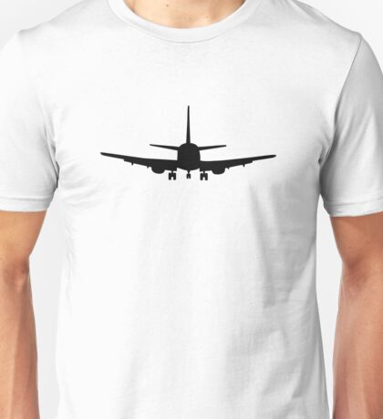 Plane aviation Unisex T-Shirt