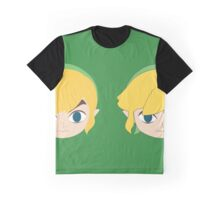 Two Toon Links Graphic T-Shirt