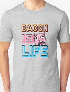 Bacon is life Unisex T-Shirt