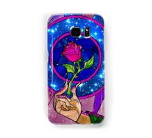 Beauty and The Beast Rose Samsung Galaxy Case/Skin