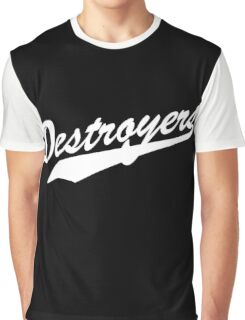 George Thorogood and The Destroyers Shirt Graphic T-Shirt