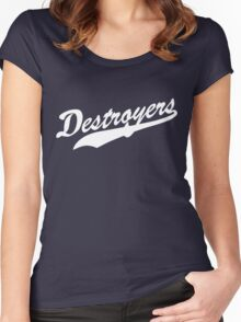George Thorogood and The Destroyers Shirt Women's Fitted Scoop T-Shirt