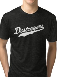 George Thorogood and The Destroyers Shirt Tri-blend T-Shirt
