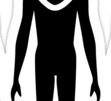 Alien invasion Sticker