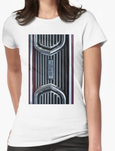 The car fury Womens Fitted T-Shirt