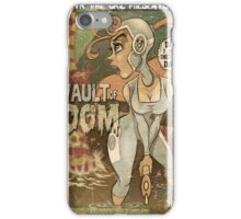 VAULT OF DOOM iPhone Case/Skin