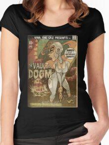VAULT OF DOOM Women's Fitted Scoop T-Shirt
