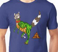 Tyrannosaurus Raccoon Unisex T-Shirt