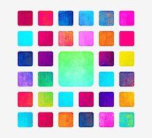 Squares by Elisabeth Fredriksson