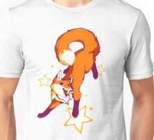 Party Fox Unisex T-Shirt