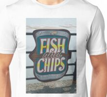 Fish and Chips Unisex T-Shirt