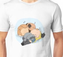 Afternoon Cuddle Naps Unisex T-Shirt