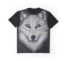 White Wolf Graphic T-Shirt