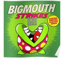 The 80's 8-bit Project - The Big Mouth Poster